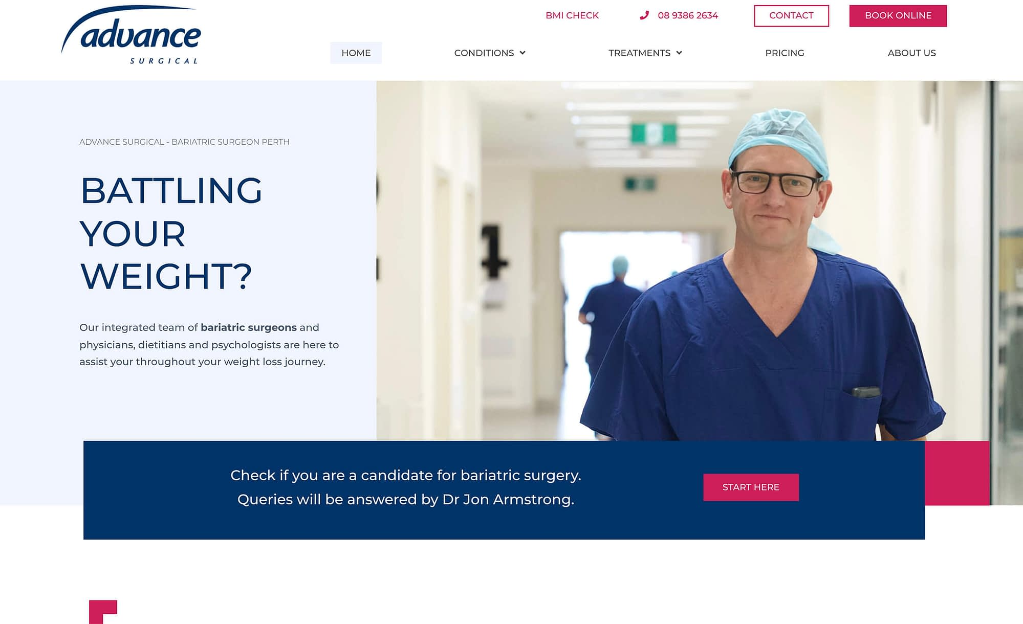 Advance Surgical   Bariatric Surgery