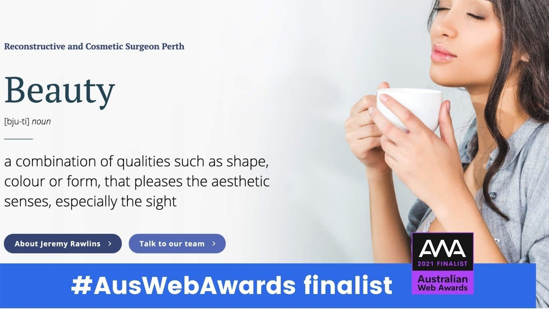 2021 Australian Web Awards