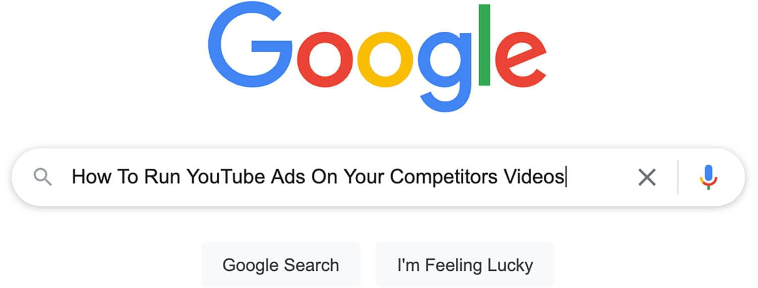 Video hosting with competitor's pre-roll ads