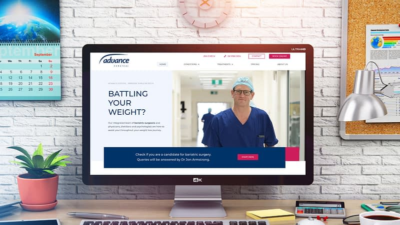 patient acquisition Health Marketing   Beautiful medical websites