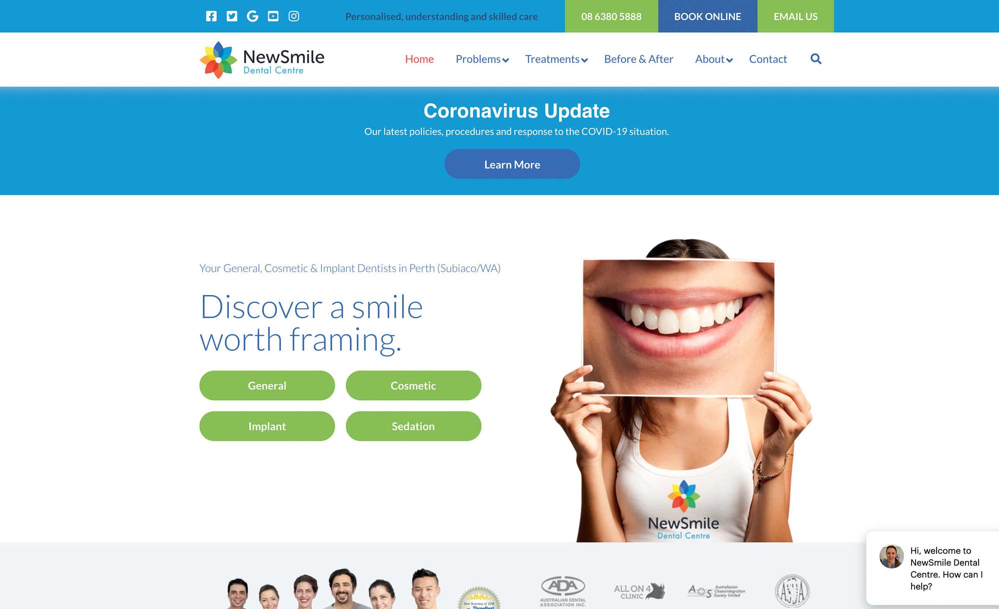 New Smile Dental | Dentistry