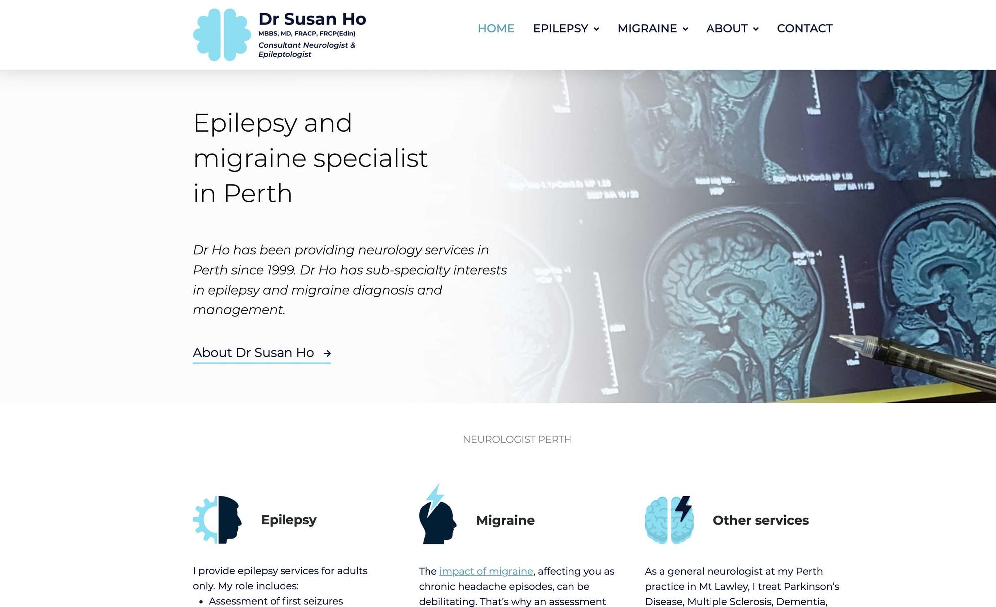 Susan Ho | Neurology