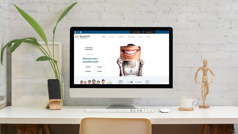 Medical website - Digital Practice